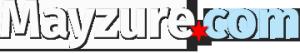 Mayzure.com Logo